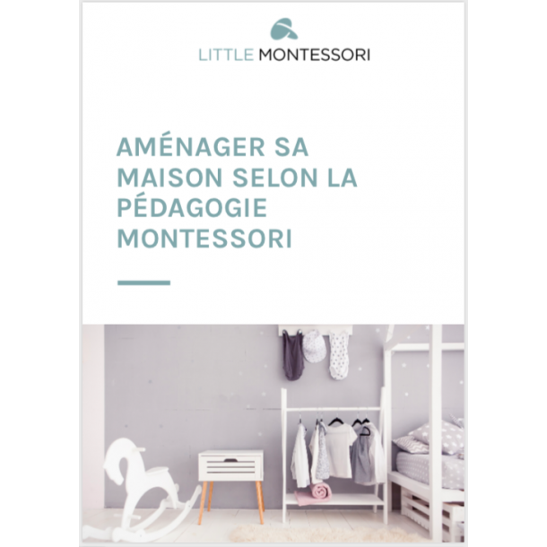 Ebook - Aménager sa maison selon la pédagogie Montessori