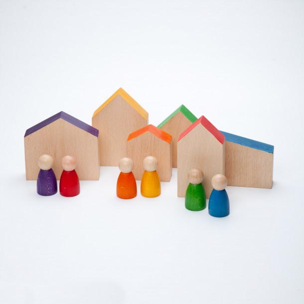 Nins® et leurs maisons