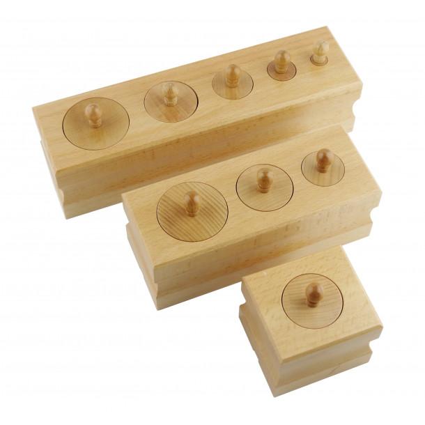 Les premiers blocs de cylindres